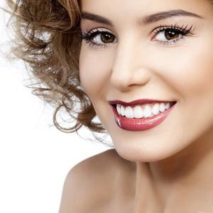 красота зубов отбеливание